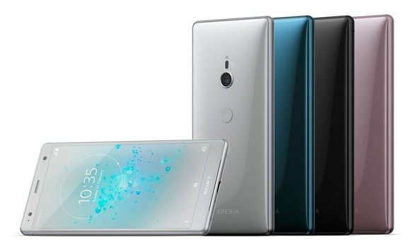 The new flagship Xperia range takes smartphone entertainment to the extreme in a revamped design