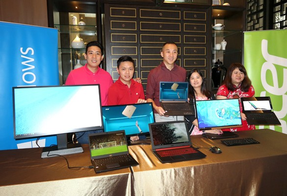 Acer turns up Entertainment with the Latest AIO Desktop and Monitors