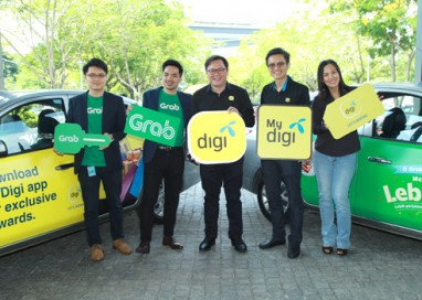 Digi partners Grab to bring More Rewards for Customers