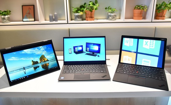 Lenovo's robust lineup of new devices set to transform the future workspace