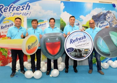 Energizer Malaysia introduces Refresh Your Car! – A Leading Automotive Fragrance Brand in the USA