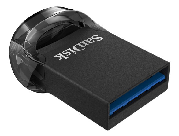 New 256GB SanDisk Ultra Fit USB 3.1 Flash Drive is now available in Malaysia!