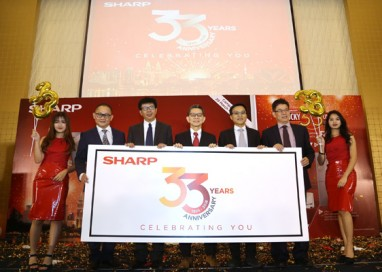 Sharp Malaysia launches 33rd Anniversary Campaign, announces Integration of Companies