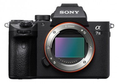 Sony's new α7 Mark III Announced