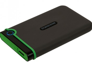 Transcend introduces Brand New StoreJet 25M3G and 25M3S Slim Military-Grade Rugged Portable Hard Drive