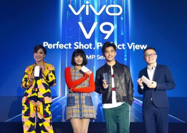 Vivo's New FullView Flagship V9 creates Perfect Shots and an Enhanced AI-Powered Experience