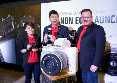 Canon deepens its commitment to make Photography Accessible for Everyone with the EOS M50, EOS 1500D, EOS 3000D and Speedlite 470EX-AI