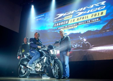 New Dominar D400 Sports Tourer – Another Winner from Modenas-Bajaj Collaboration