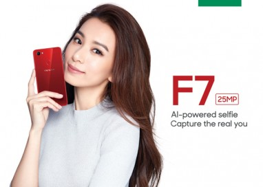 Taiwanese Singer, Hebe Tien and Local Super Star, Neelofa are the New Faces of OPPO F7