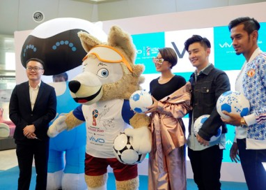 Vivo dials up the Excitement for 2018 FIFA World Cup in Malaysia