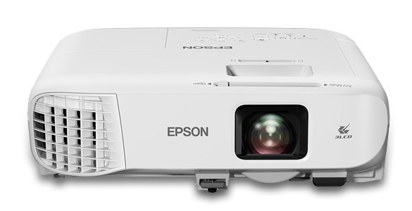 Epson launches New Portable Business Projectors with Extended Lamp Life