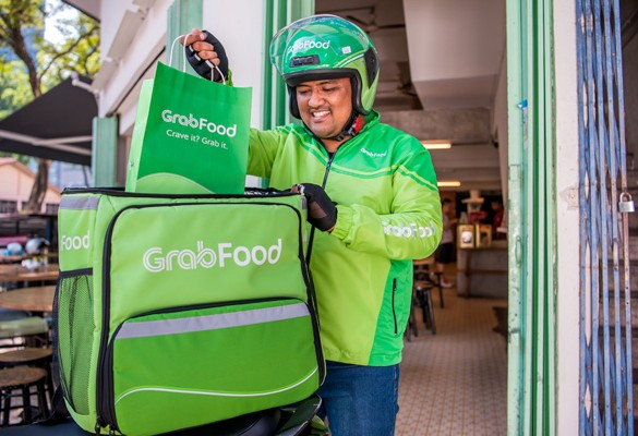 Craving for a Bite? Grab it with GrabFood!