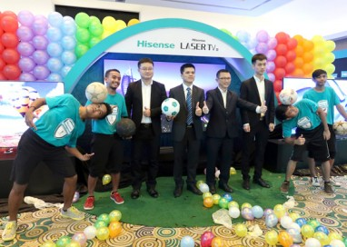 Hisense Malaysia brings the Incredible to Malaysians with its U9A, U7A and Laser TV