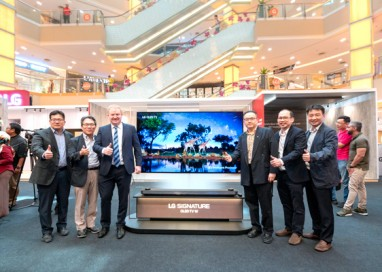 LG Electronics Malaysia demonstrates Integration of Product Innovation in Creating a Better Life