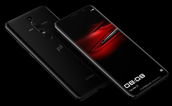 PORSCHE DESIGN HUAWEI Mate RS arriving in Malaysia
