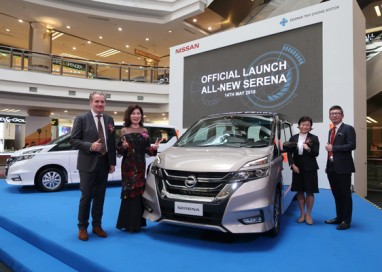 Edaran Tan Chong Motor launches the All-New Nissan Serena 2.0L S-Hybrid MPV