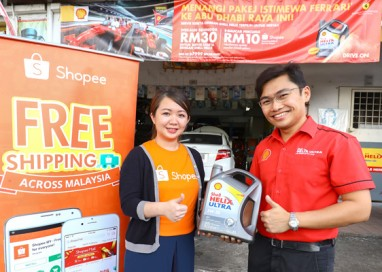 Shell Helix Hari Raya Promotion offers Cash Rebates, Trip to Ferrari World Abu Dhabi to Four Lucky Motorists