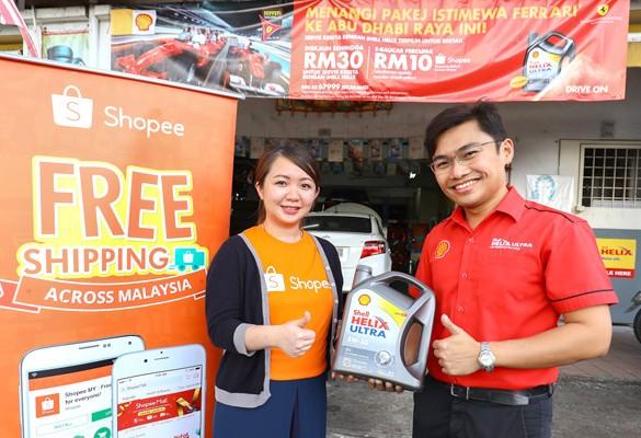 Shell Helix Hari Raya Promotion offers Cash Rebates, Trip to Ferrari World Abu Dhabi to Four Lucky Motorists