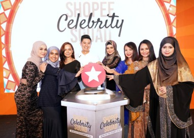 Introducing the All-New Shopee Celebrity Squad