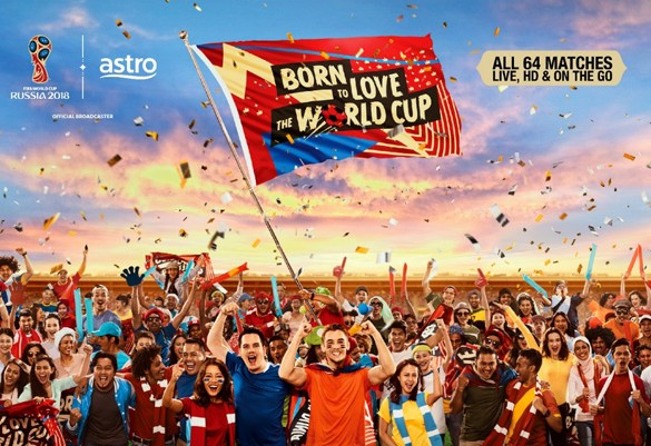 Experience the Most Digital, Engaging & Interactive FIFA World Cup with Astro