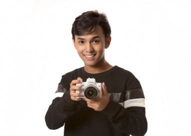 Aiman Tino announced as Canon Malaysia's Brand Ambassador
