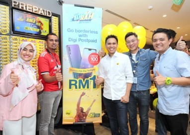 Digi's Rah Rah Internet Campaign give Malaysians more reasons to cheer this Festive Season