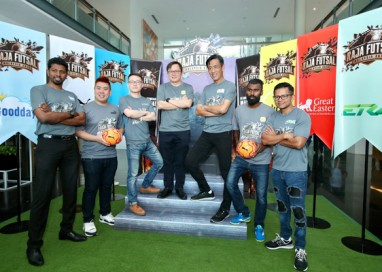 Digi kicks off Raja Futsal, offering the nation's largest grand prize of RM100,000 cash