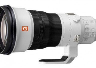 Sony introduces the Long-Awaited 400mm F2.8 G Master Prime Lens