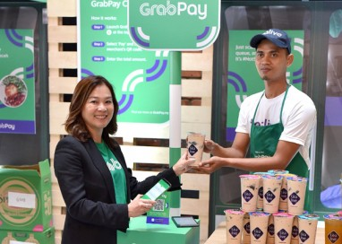 Grab launches GrabPay Credits