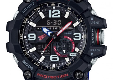 G-SHOCK Collaboration with TEAM LAND CRUISER TOYOTA AUTO BODY