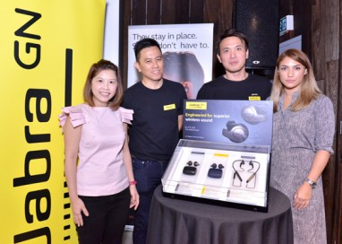 Jabra sets the Industry Bar for Voice and Music  Quality Headphones with New Elite Product Range