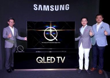 Samsung introduces 2018 QLED TVs:  Designed for An Era of Intelligent Display