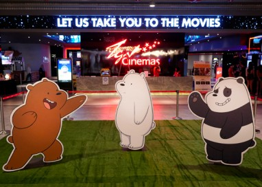 TGV Cinemas unveils First and Only We Bare Bears Pop-Up Store in Malaysia