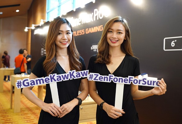 ASUS announces the All-New ZenFone 5 & ZenFone Max Pro (M1)