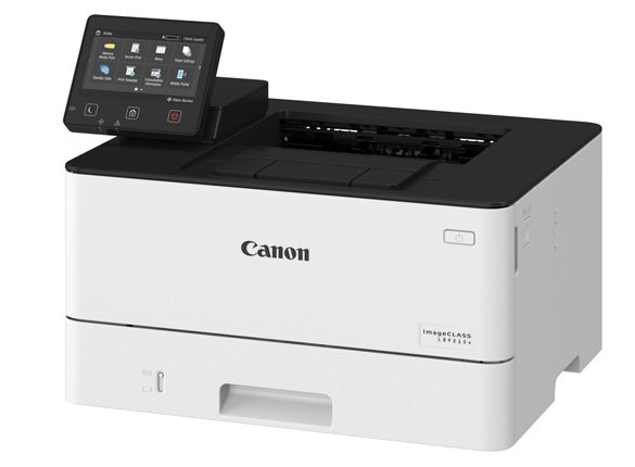 Canon's New Range of imageCLASS Laser Printers fulfills Office Printing Needs with Space-Saving and Streamlined Work Processes