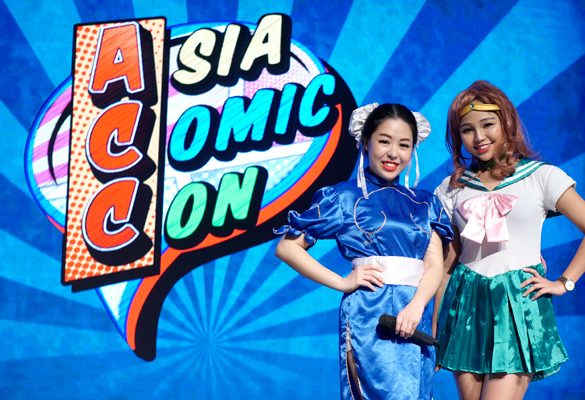 Malaysia's First Asia Comic Con 2018 celebrates the Best of Pop Culture