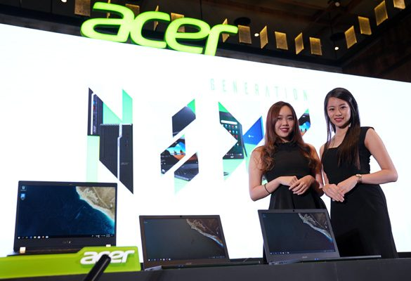 Acer expands Commercial Portfolio with New Array of Veritons, TravelMates and Chromebooks