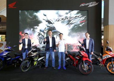 New Honda Dash 125 revs up Riding Sensation with An All-New 125cc Engine