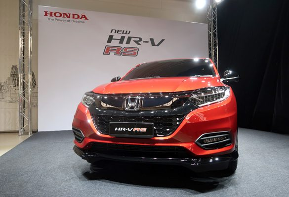 The New Honda HR-V now opens for bookings