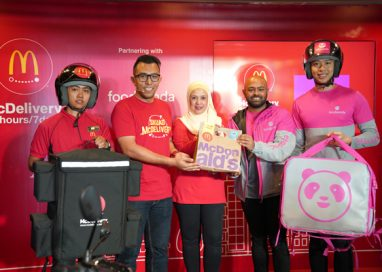 McDonald's Malaysia expands McDelivery network in view of growth potential in delivery services