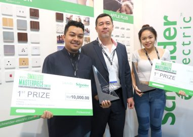 "All-In Bid Battle for Finalists of Schneider Electric Malaysia's ""AvatarOn: The World's Smallest Masterpiece Contest"""