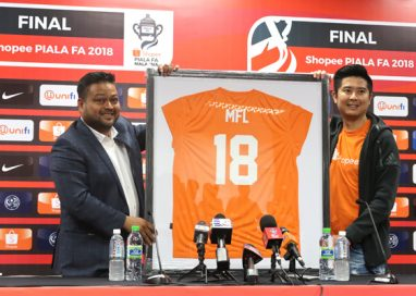 Malaysian Football League Scores E-Commerce Goal with Assist from Shopee