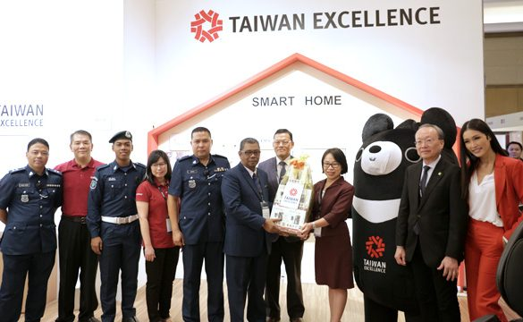 Taiwan Excellence breezes into ARCHIDEX2018, showcasing Smart Living of the Future