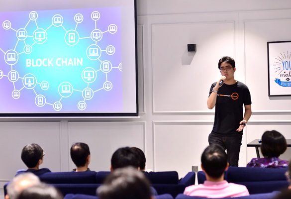 Young Malaysian establishes Cryptocurrency Trading Platform abroad
