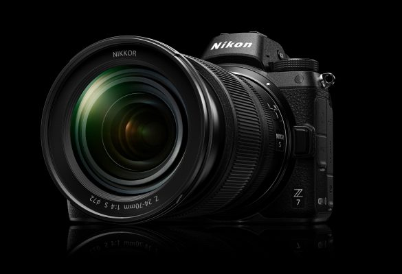 Nikon Introduces the New Nikon Z 7 and Z 6 Full Frame Mirrorless Cameras