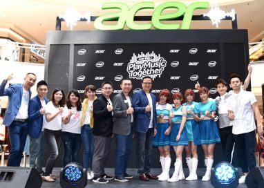 """Play Music Together"" to celebrate Acer Day"