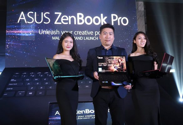 ASUS announces Groundbreaking New ZenBook Pro 15