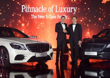 The Pinnacle of Luxury – the Mercedes-Benz S-Class family