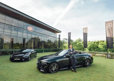 Risk an Affair – The New Dream Cars Collection by Mercedes-Benz