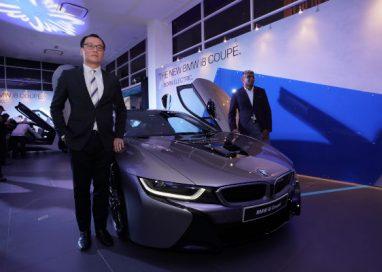 BMW Malaysia presents the New BMW i8 Coupé